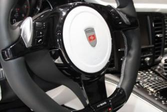 Mansory Osłona airbagu Panamera
