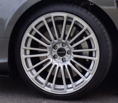 "Mansory Felgi M10 22"" Continental GT, GTC 2016"
