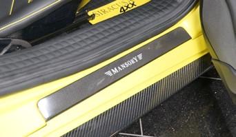 Mansory Listwy wejściowe 488 GTB i Spider