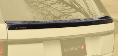Mansory Tylny spoiler Range Rover 2013