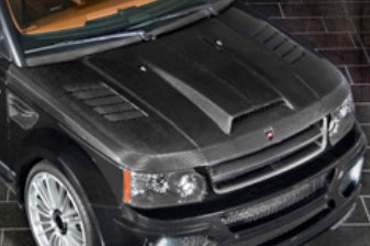 Mansory Maska Range Rover Sport 2009
