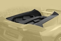 Mansory Pokrywa silnika Aventador Roadster