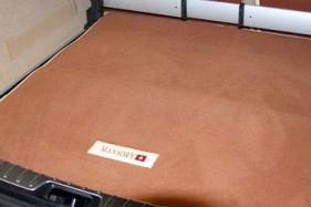 Mansory Wykładzina bagażnika X6 E71