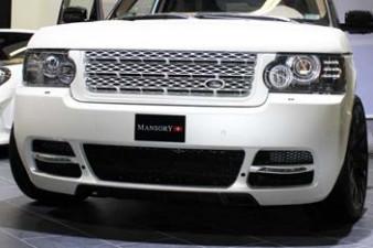 Mansory Przedni zderzak Range Rover 2009