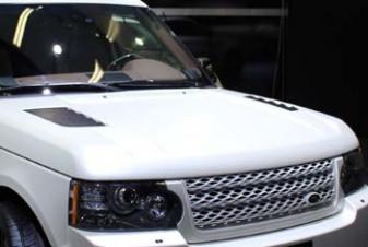 Mansory Maska Range Rover 2009