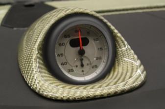 Mansory Zegarek na konsoli środkowej 911 997