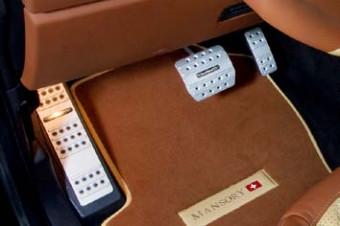 Mansory Pedały Range Rover 2009