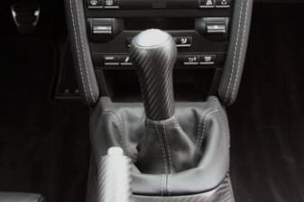Mansory Dźwignia zmiany biegów 911 997