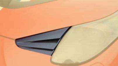Mansory Wloty powietrza przy reflektorach 458 Speciale