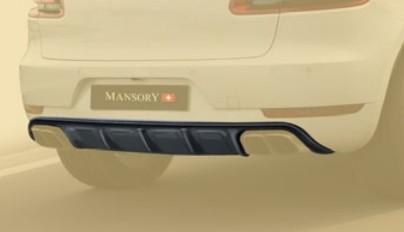 Mansory Dyfuzor Macan