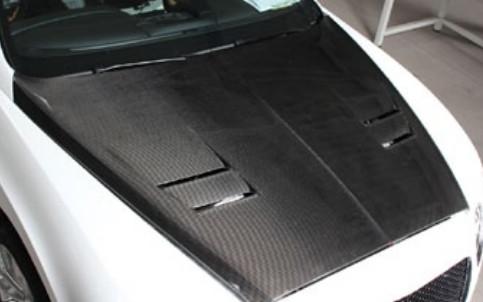 Mansory Maska II Continental GT, GTC 2012