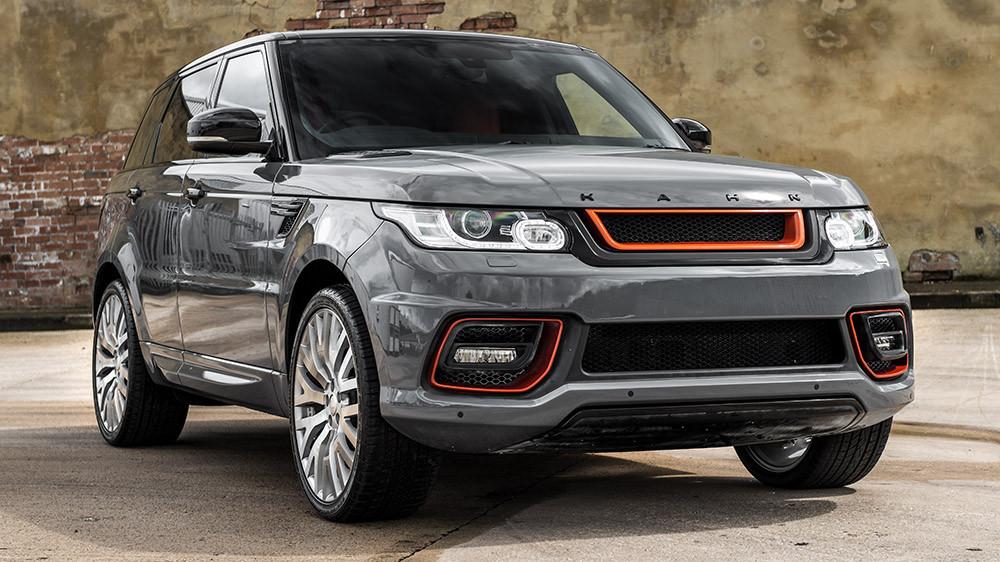 Kahn Pakiet modyfikacji 400-LE - Range Rover Sport 2013