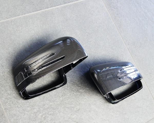 Hamann Obudowy lusterek Carbon G 63 i G 65 AMG W463