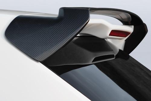 TechArt Spojler dachowy Carbon Cayenne 958