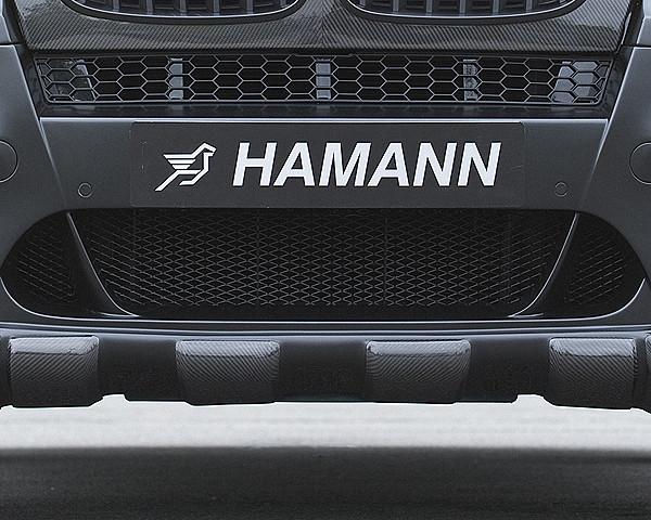 Hamann Przedni spojler X5 M E70