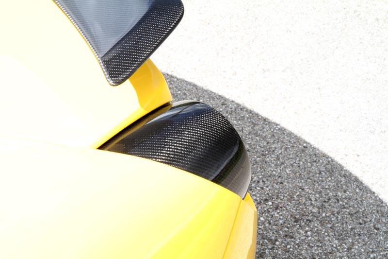 Novitec Nakładki na tylne światła 488 GTB / Spider