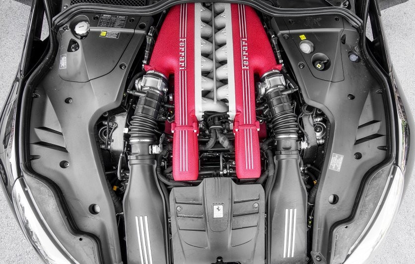 Novitec Pakiet mocy Stage 1 F12 Berlinetta