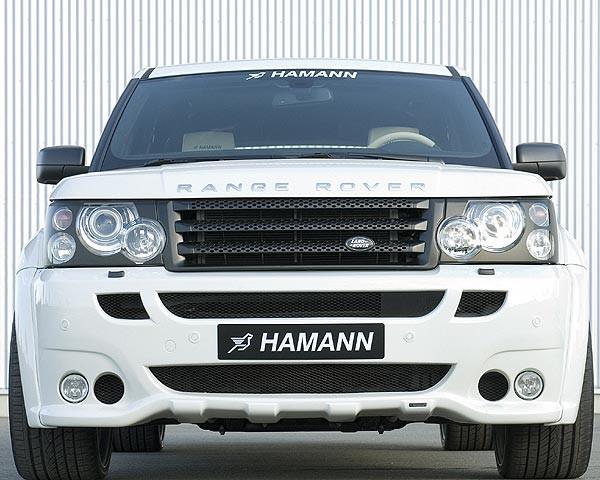 Hamann Dokładka przedniego zderzaka Range Rover Sport 2009