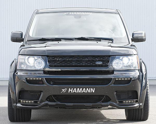 Hamann Przedni zderzak EVO Range Rover Sport 2009