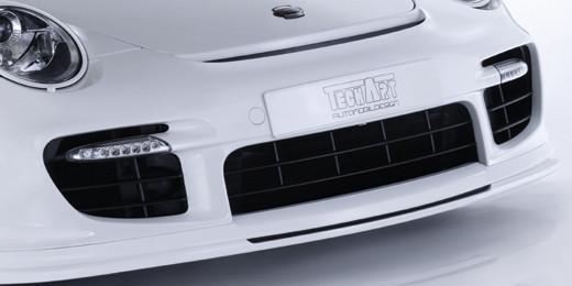 TechArt Przedni spojler I 911 997 GT2