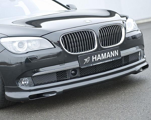 Hamann Przedni spoiler 7 F01 i F02