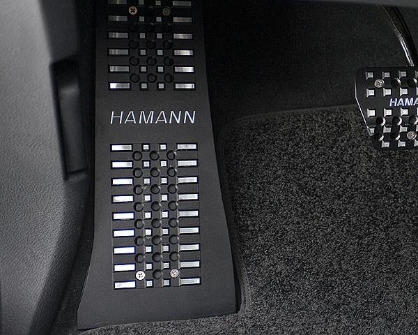 Hamann Aluminiowy podnóżek X5 M E70