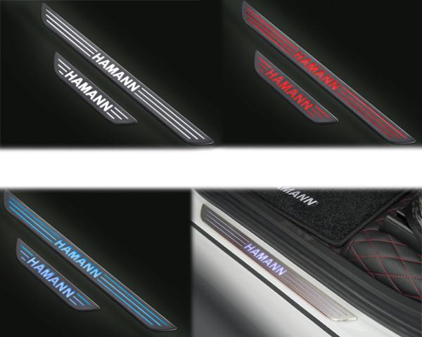 Hamann Podświetlane progi X5 E70