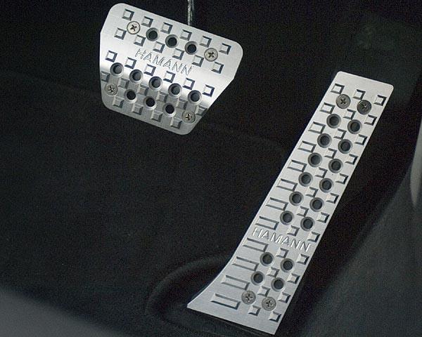 Hamann Aluminiowe pedały X4 F26