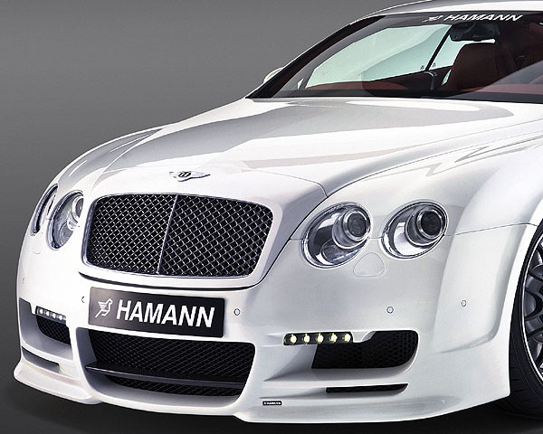 Hamann Przedni zderzak Continental GT