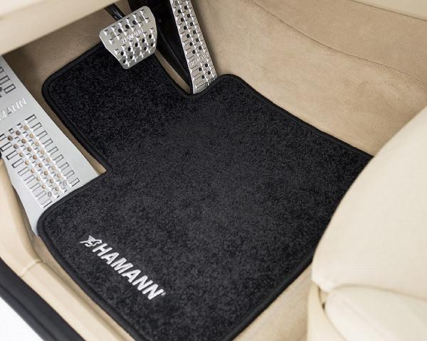 Hamann Ekskluzywne dywaniki X6 E71