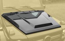 Mansory Maska G AMG W463