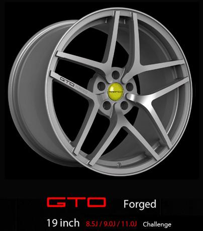 """F.MATCH Kute Felgi GTO Challenge 19"""""""