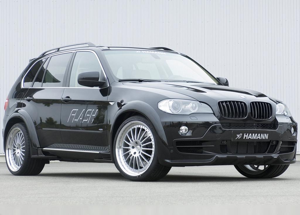 Hamann Pakiet Flash - BMW X5 E70
