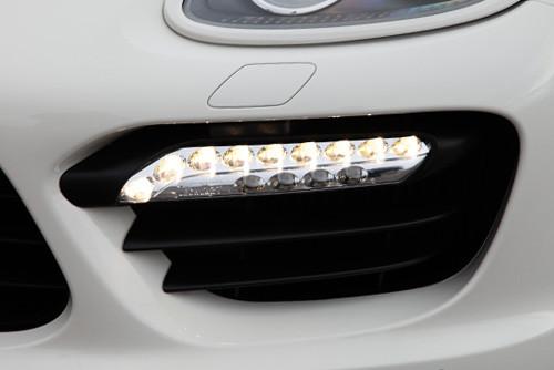 TechArt Światła do jazdy dzienne LED Cayenne 958