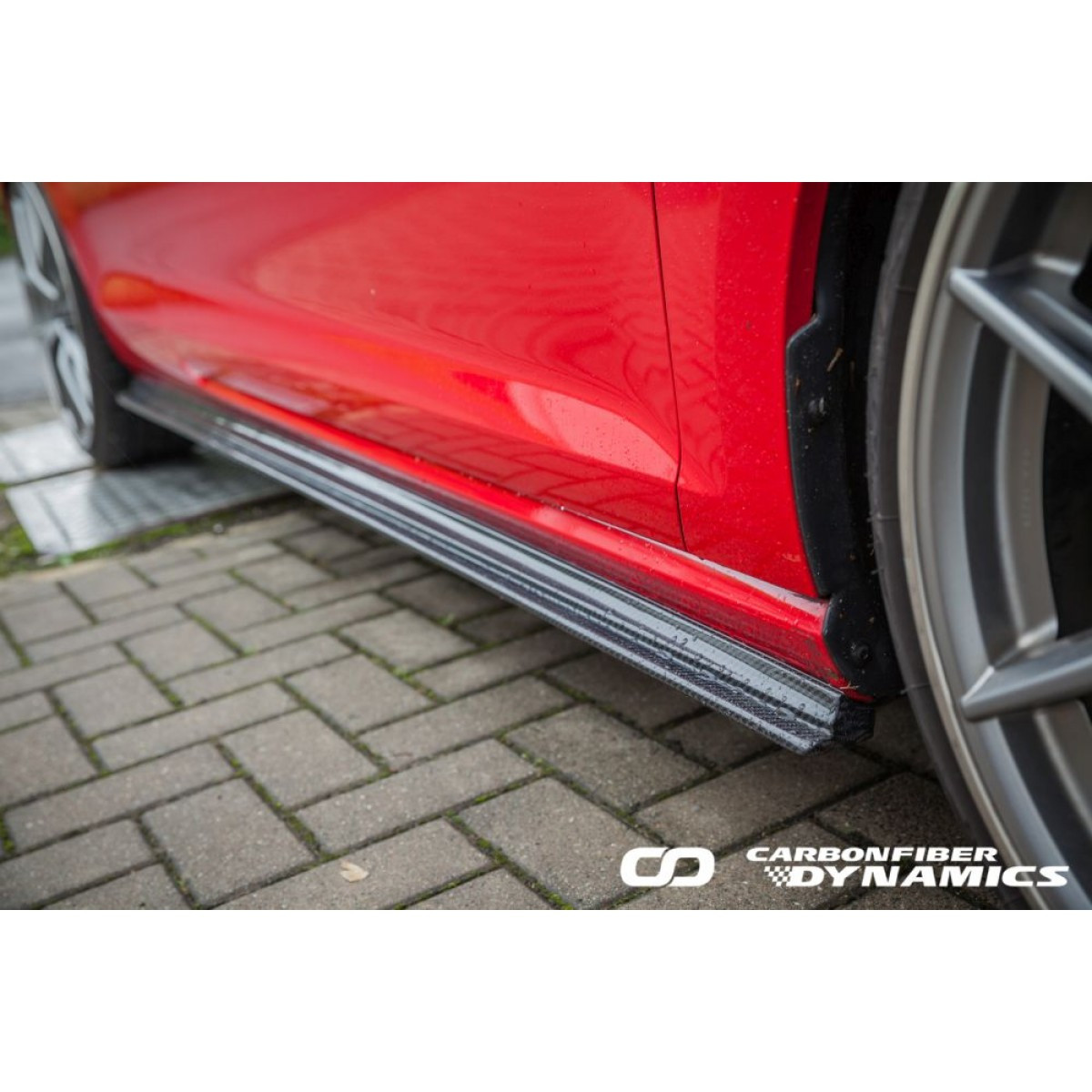 BOCA Progi Golf VII GTI