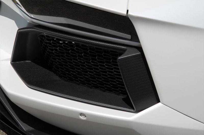 Novitec Tylne wyloty powietrza Aventador
