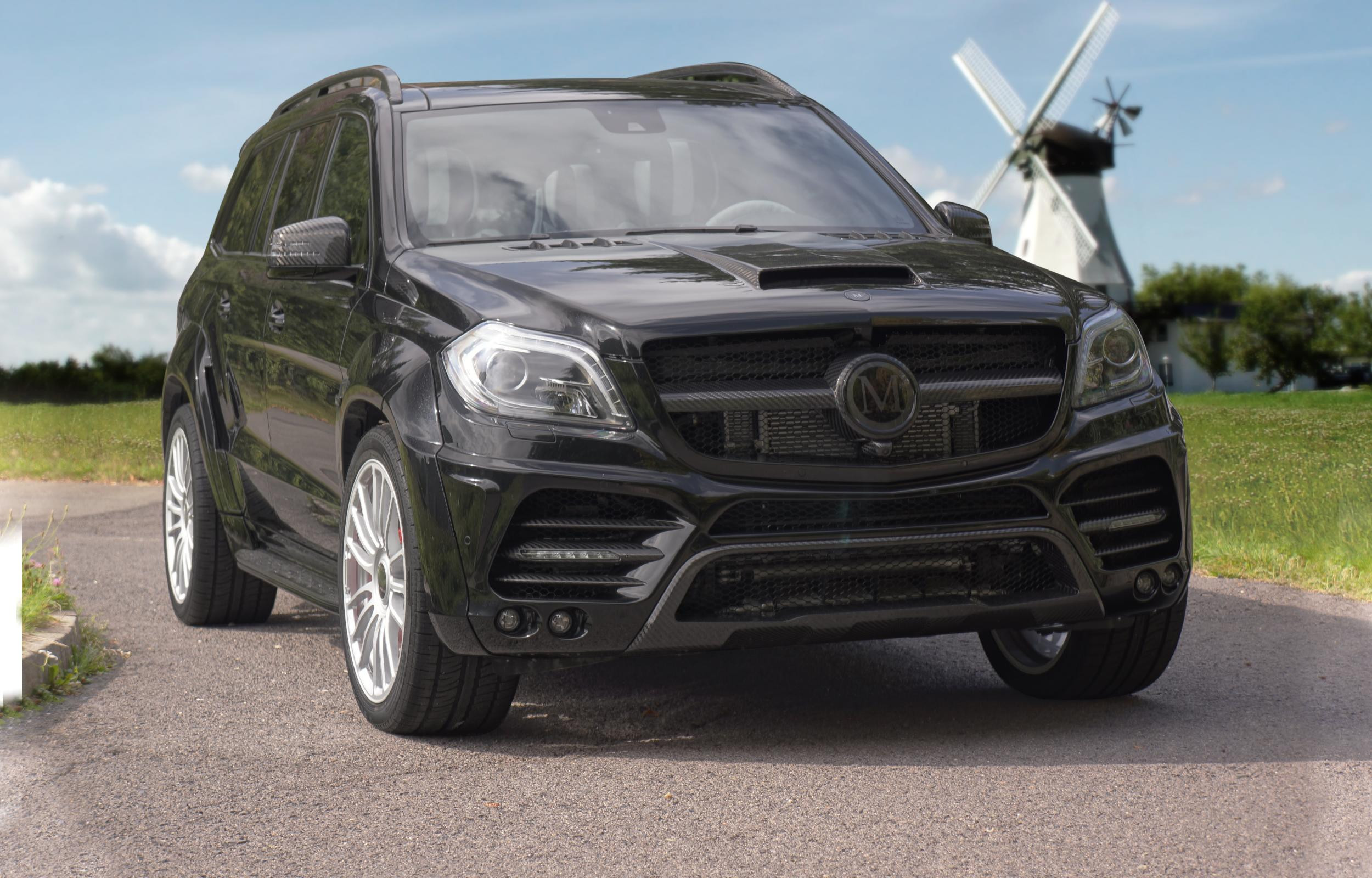 Mansory Widebody GL 63 AMG X166