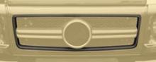 Mansory Obramowanie grilla G AMG W463