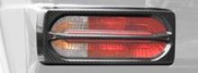 Mansory Obudowy tylnych świateł G AMG W463