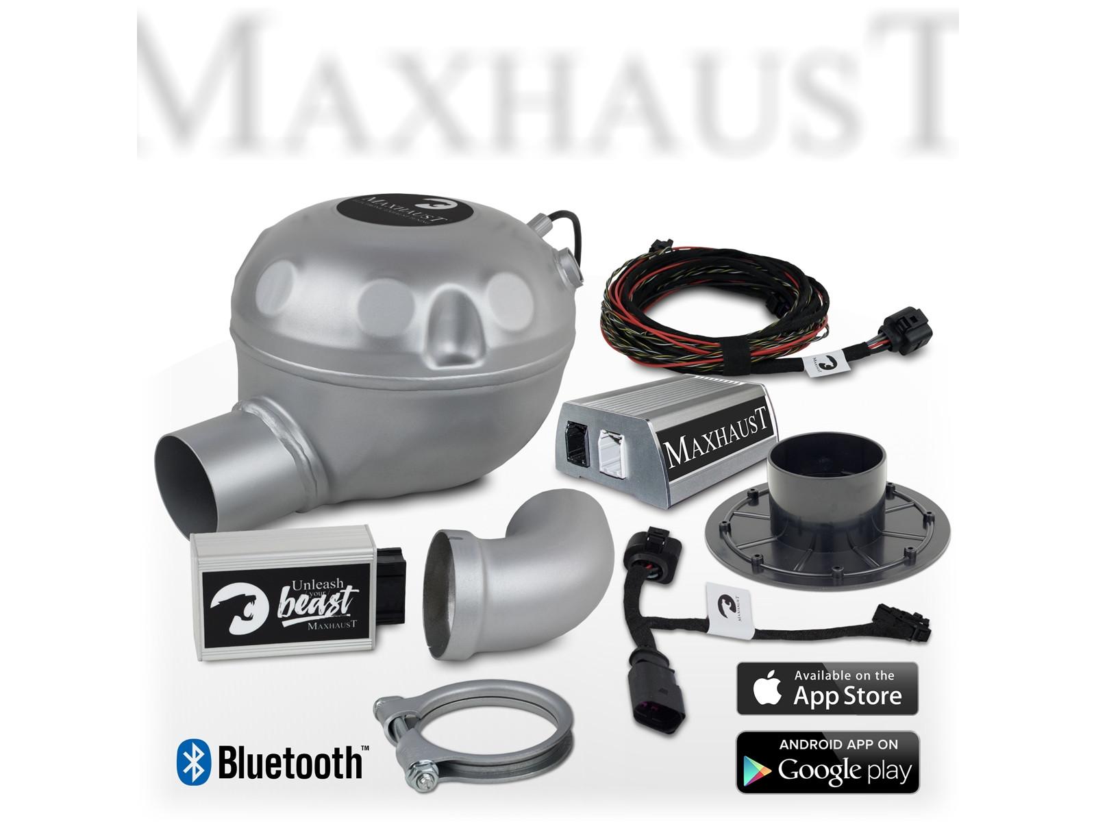 Maxhaust Aktywny układ wydechowy S W222, V222 i X222