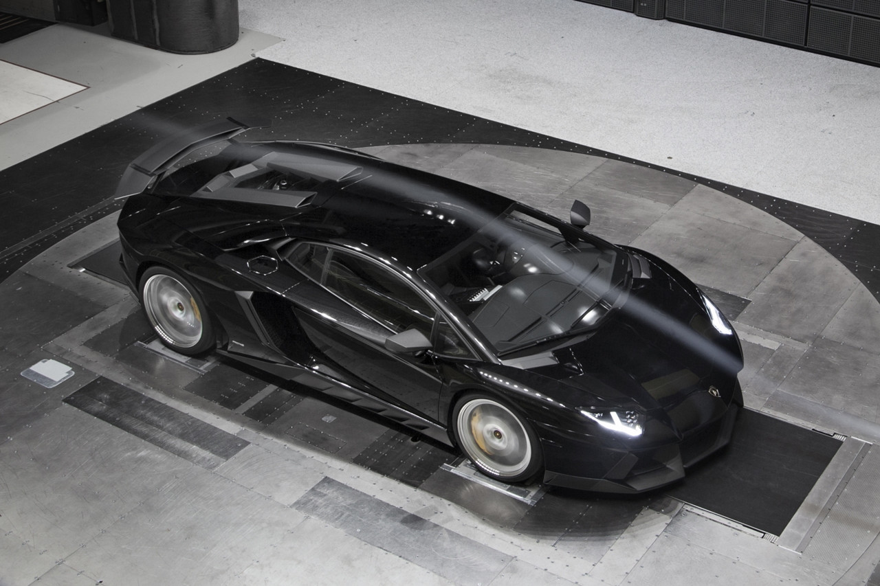 Novitec Pakiet mocy Stage 3 Aventador