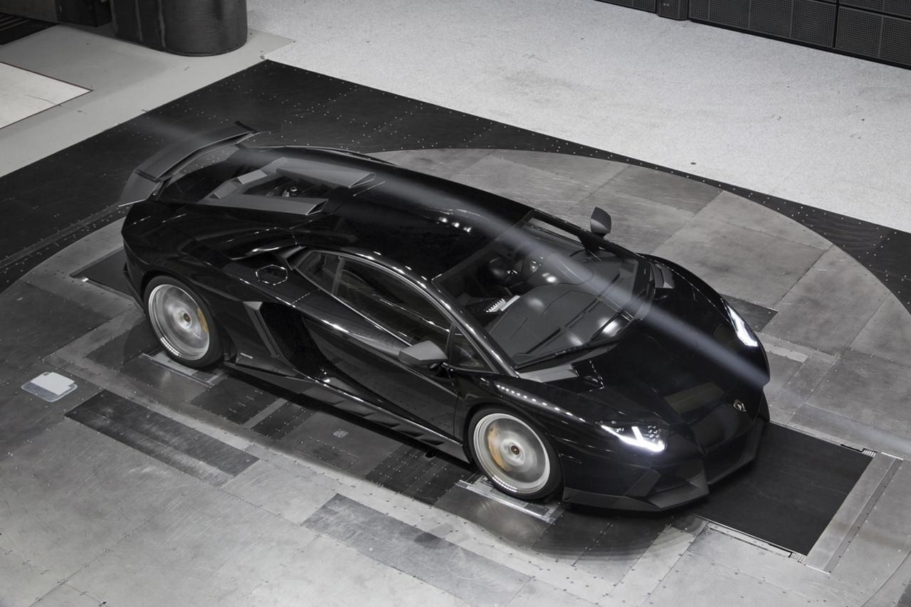 Novitec Pakiet mocy Stage 4 Aventador