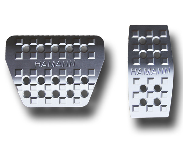Hamann Aluminiowe pedały Range Rover 2013