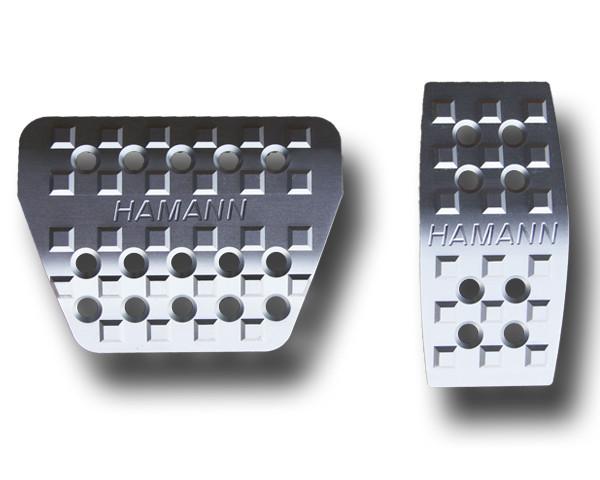 Hamann Aluminiowe pedały Range Rover Sport 2013