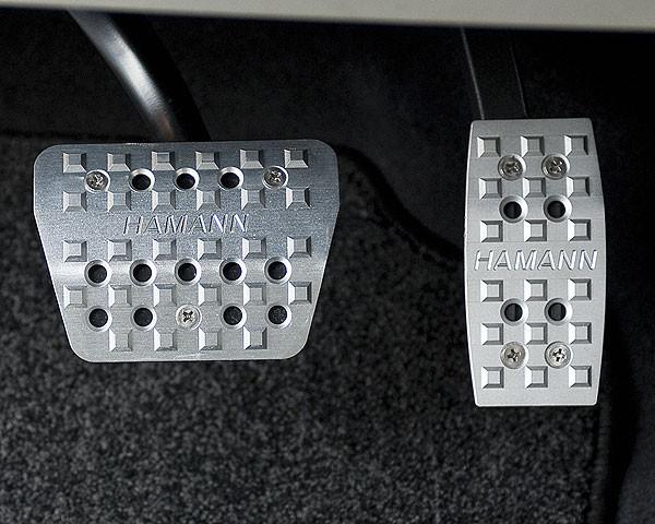 Hamann Aluminiowe pedały Range Rover Sport 2009