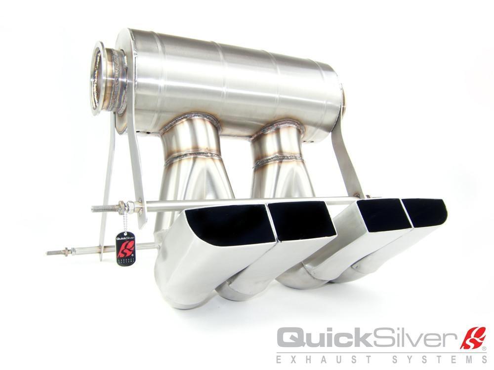 QuickSilver Sportowy układ wydechowy Veyron SS