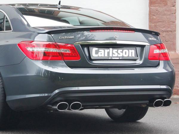 Carlsson Sportowy tłumik tylny E C207 i A207