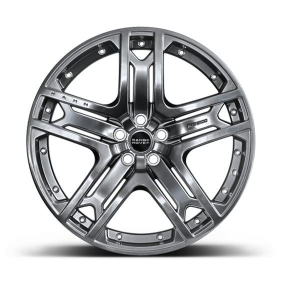 """Kahn Zestaw felg RS 600 Shadow Chrome 23"""" Range Rover Sport 2013"""