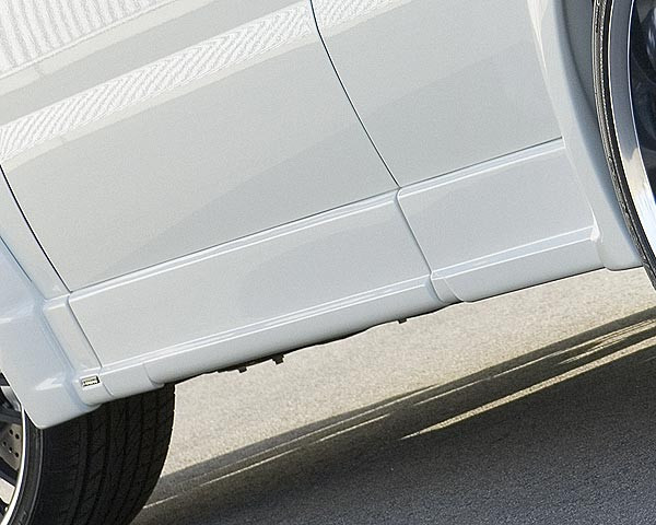 Hamann Listwy boczne Range Rover Sport 2009