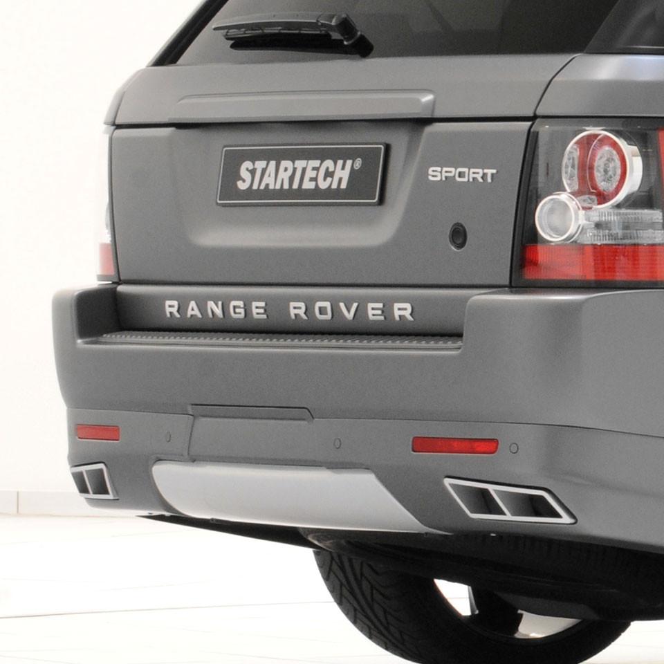 Startech Tylny zderzak Range Rover Sport 2009